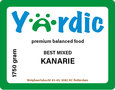 Yardic kanariezaad 1750 gram