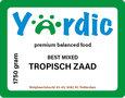 Yardic Tropisch zaad 1750 gram