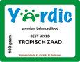Yardic Tropisch zaad 900 gram