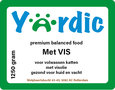 Yardic kattenvoeding met VIS 1250 gram