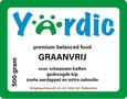 Yardic kattenvoeding GRAANVRIJ 500 gram